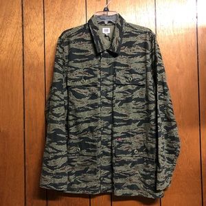 Obey camouflage jacket